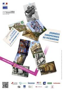 Journees du Patrimoine 2011 poster