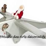 Automate du Père Noël en avion 1925 Rouillet-Decamps pour BHV RMN/Grand Palais