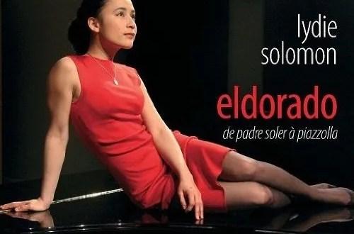 Lydie Solomon Eldorado Album Cover