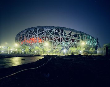 Stade olympique 2005-2008 Ai Weiwei Jeu de Paume, Paris
