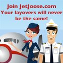 Jet Joose layover information for flight crews