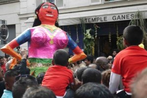 Paris Ganesh Festival - Every September Temple Ganesh 10th arrondissement