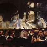 Robert le Diable, Degas
