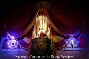 Musée Arts Forains - Arts Forains - Spectacle d'automates Salons Vénitiens - open end of year and patrimoine days