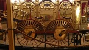 Manège du vélo - the bicycle merry-go-round at Arts Forains, Paris