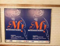 Mousquetairs Musketeers Armee Museum poster