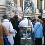1900 queue for entry Petit Palais