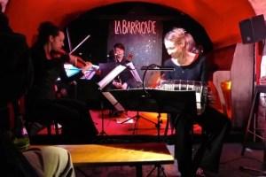 Jazz at La Barricade