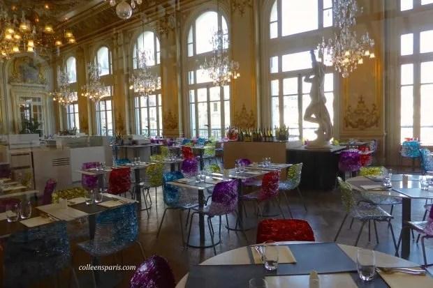 Orsay Restaurant Edra Chairs