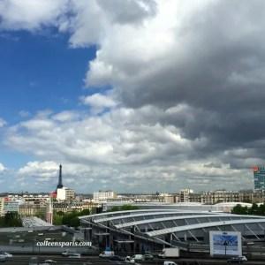 View from Pavilion 7.3 at Foire de Paris