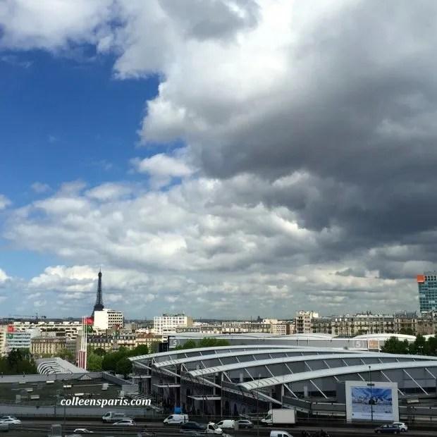 Foire Paris 2015 eiffel tower7