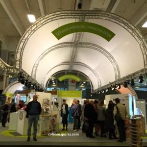 Tent for the Grand Prix de l'Innovation