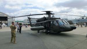 US helicopter Paris Air Show