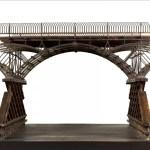 Model for the Pont des Arts
