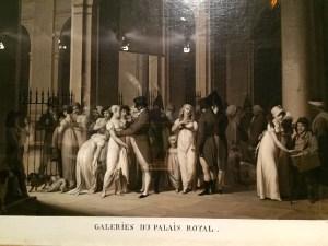 Illustration of Galeries du Palais Royal