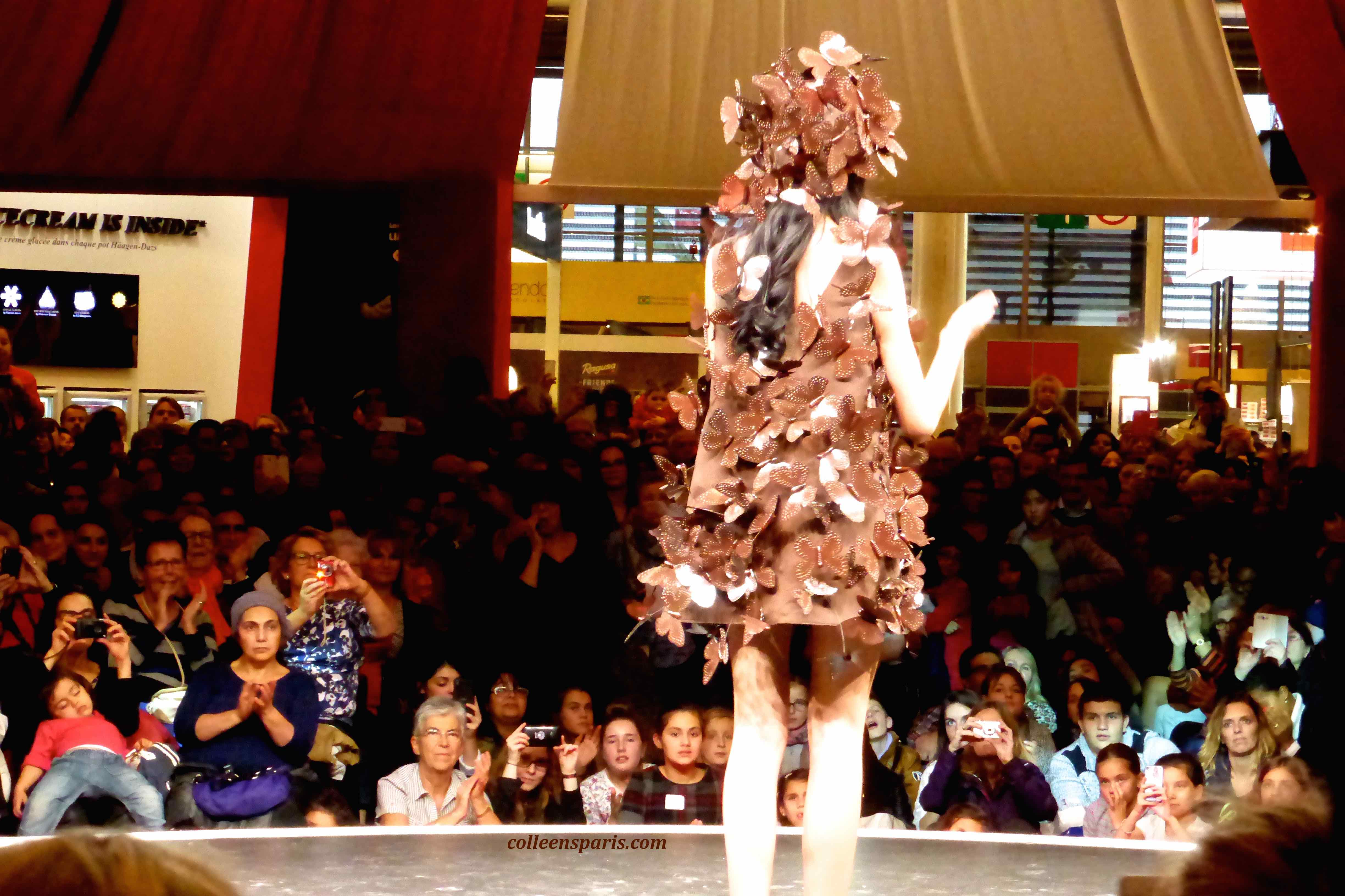 910 Salon Chocolat fashion  2015