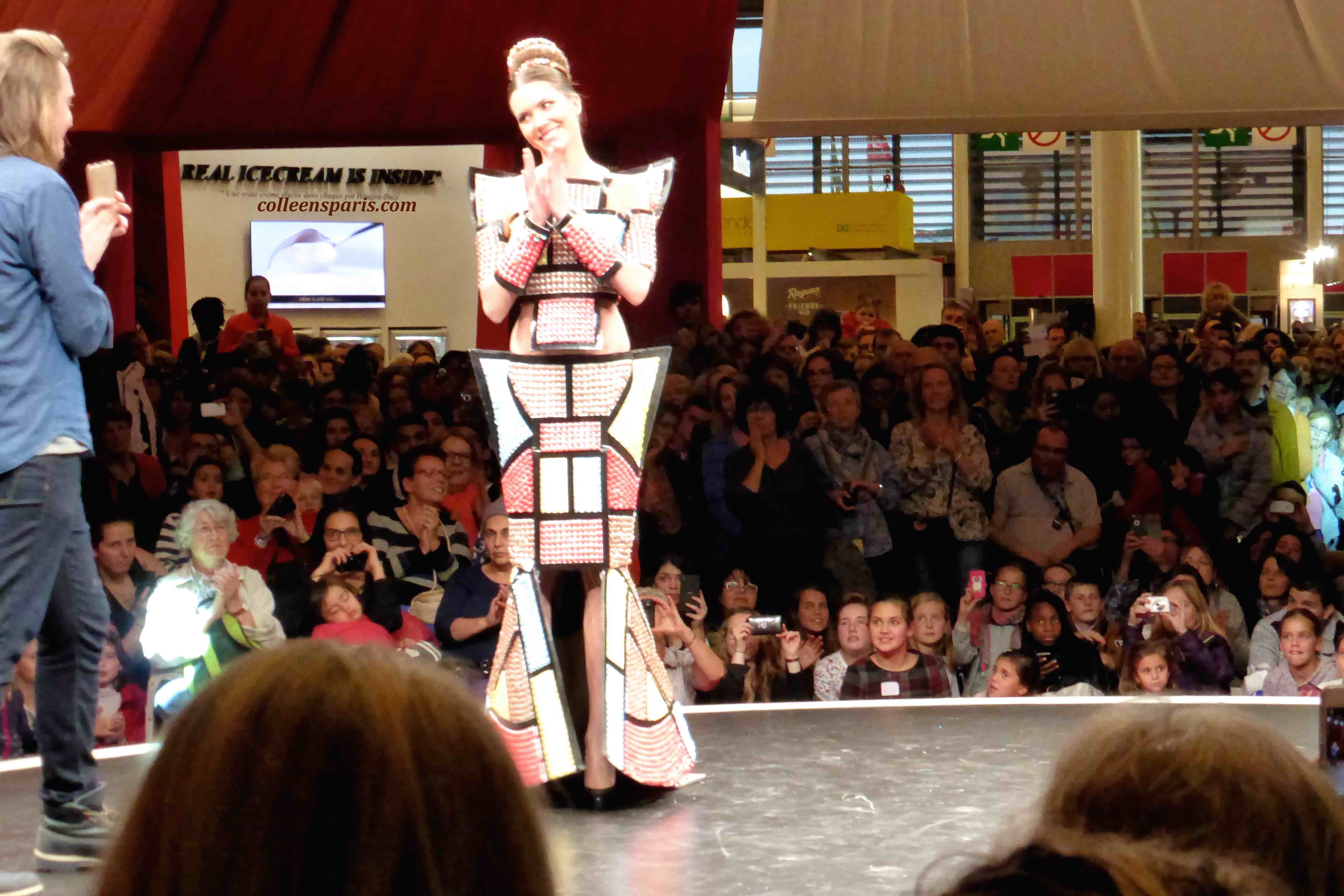 958 Salon Chocolat fashion  2015