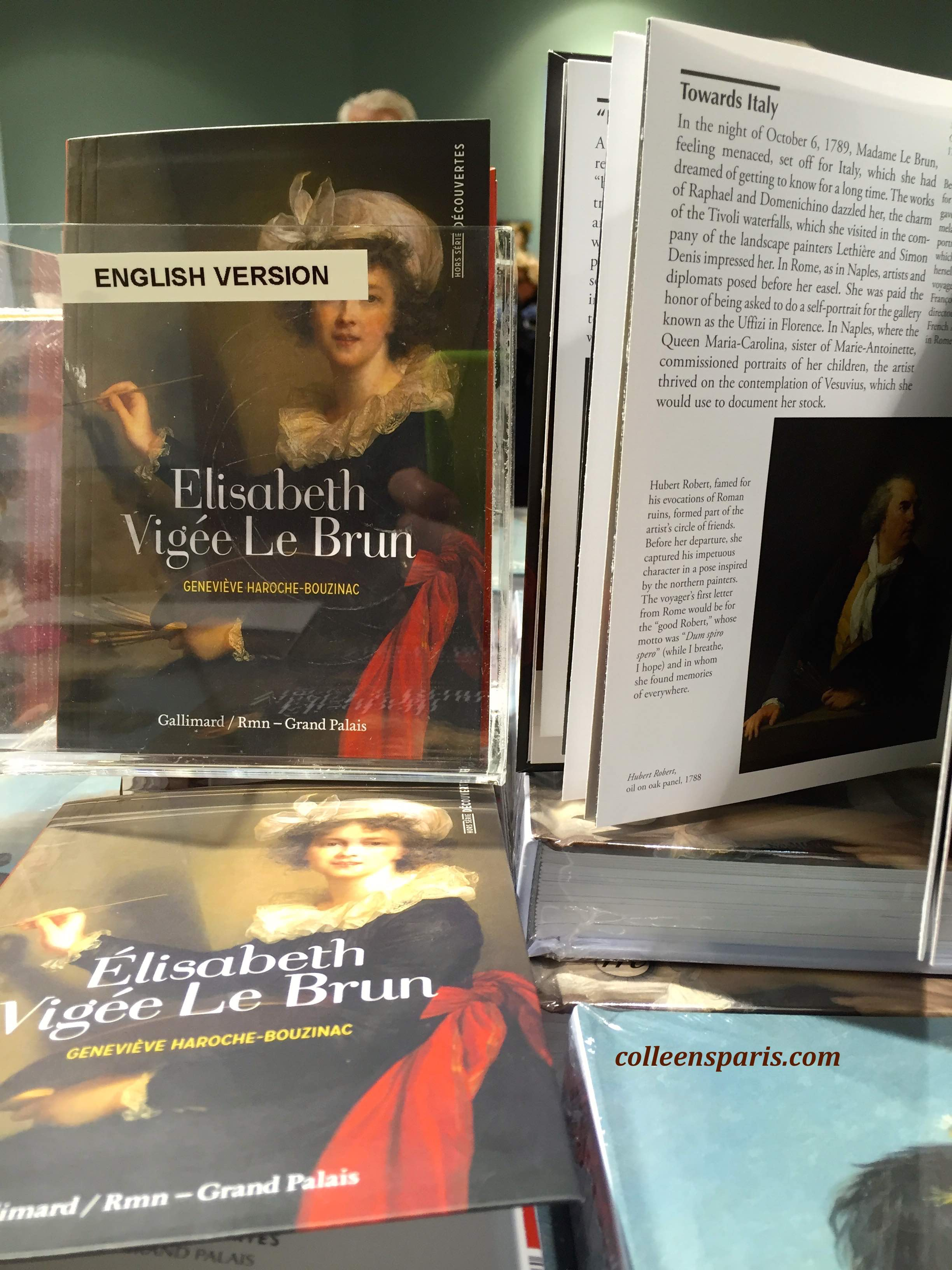 4448 Vigee Le Brun Grand Palais books