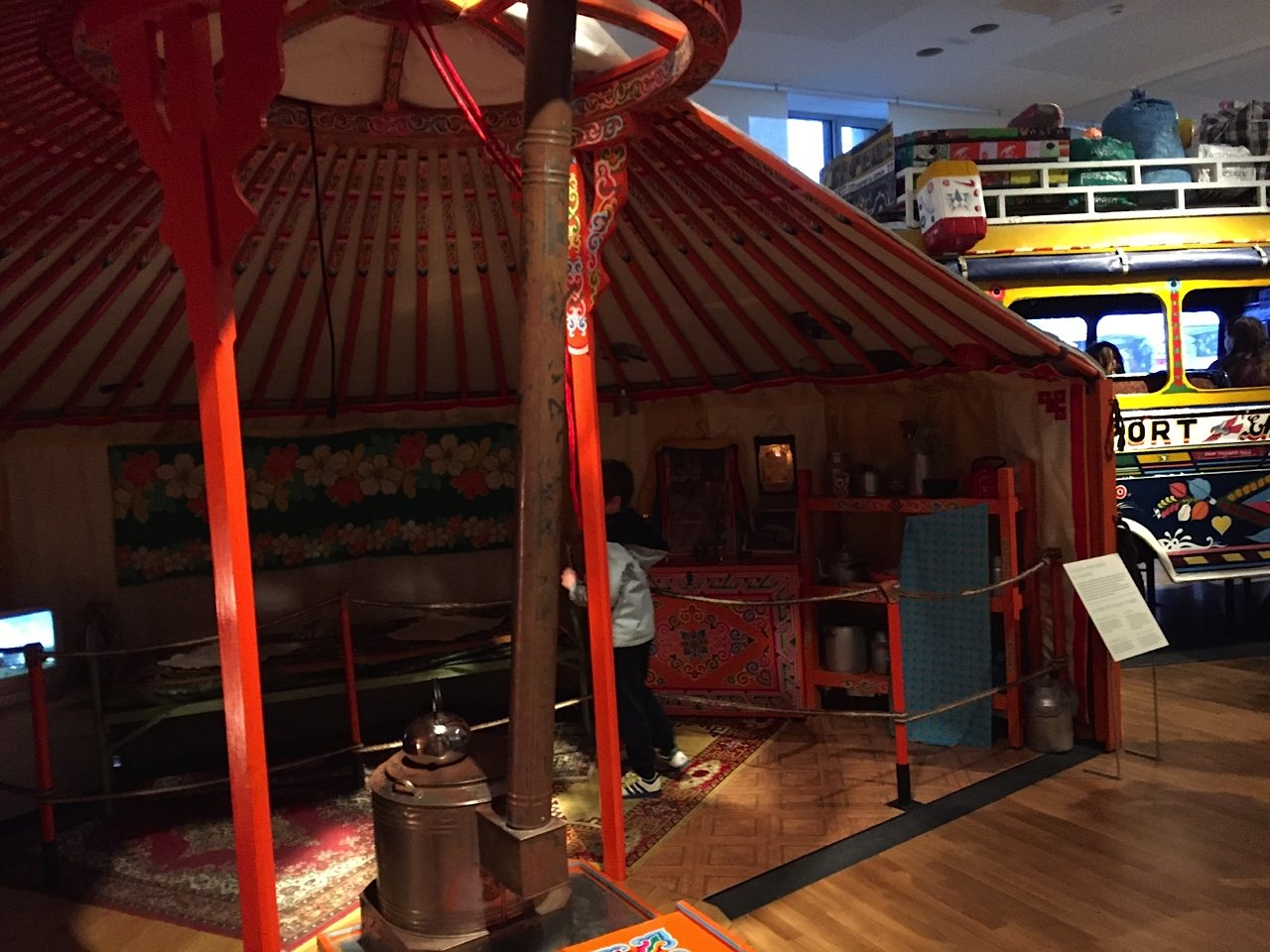Musee Homme Yurt 6032