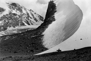 Ella Maillart (1903-1997), Descente du col de Djengart la frontière de la Chine ©Musee de l'Elysée, Lausanne/Fonds Ella Maillart