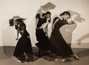 Barbara Morgan, We are Three Women. We are Three Million Women, 1938 Photograph: Munchner Stadtmuseum