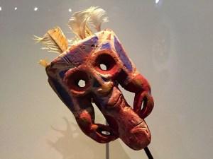 Crested ornament, Sepik river, Papua New Guinea, Oceania 20th century, Carambolages RMN Grand Palais, Paris