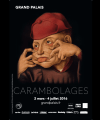 Poster for Carambolages, Carambolages RMN Grand Palais, Paris