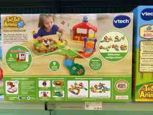 Photo of Tut-Tut Animo uses French phrases, music and fun sounds by vtech