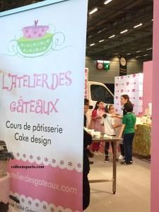 l'Atelier des Gâteaux cake design atelierdesgateaux.com Salon du Chocolat Junior, Paris