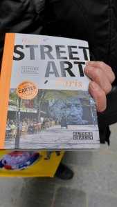 Street Art Paris by Stéphanie Lombard