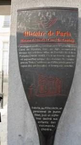 Maison de Nicolas Carré de BaudoinParis 20th Arrondissement historical marker (Philippe Starck)