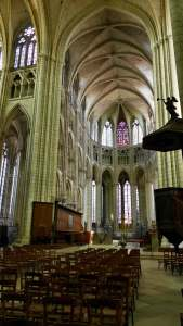 Saoint-Etienne Cathedral Meaux France