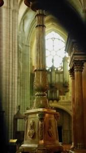 Candle stick Cathedral Saint-Etienne, Meaux