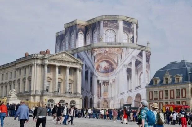 Royal Chapel under restoration until summer 2020