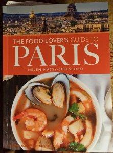Image of book The Food Lover's Guide to Paris for review