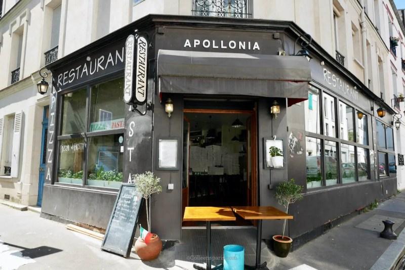 image of Italian restaurant doing take away