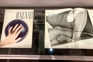 Image of cover Harper's Bazaar January 1937 and October 1935