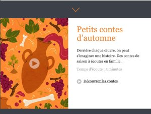 image for children's events at the Louvre