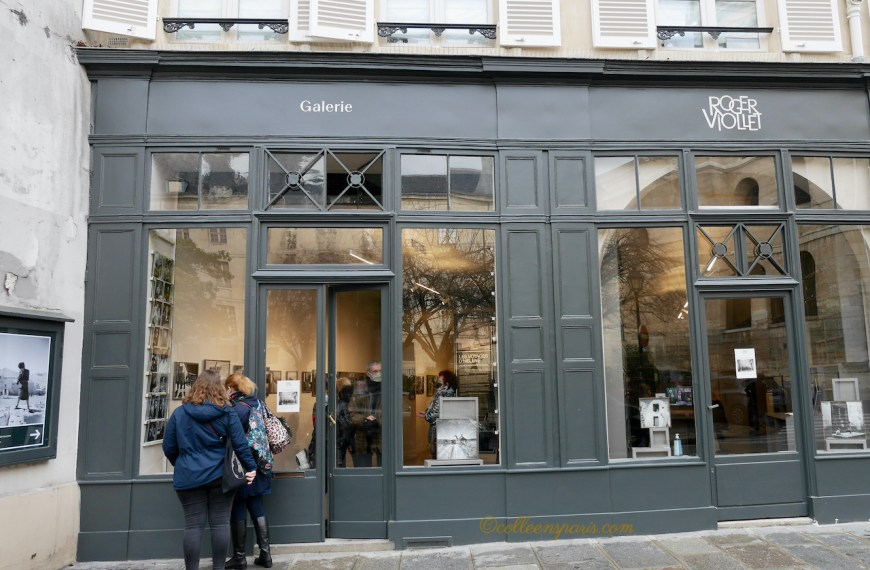 Paris Churches and Art Galleries–New Museums?
