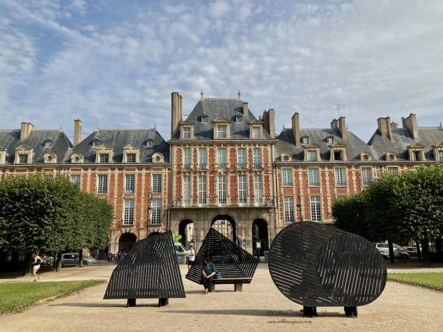 La Parqueterie Nouvelle Paris Design Week Place des Vosges