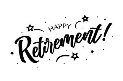 Collega met pensioen