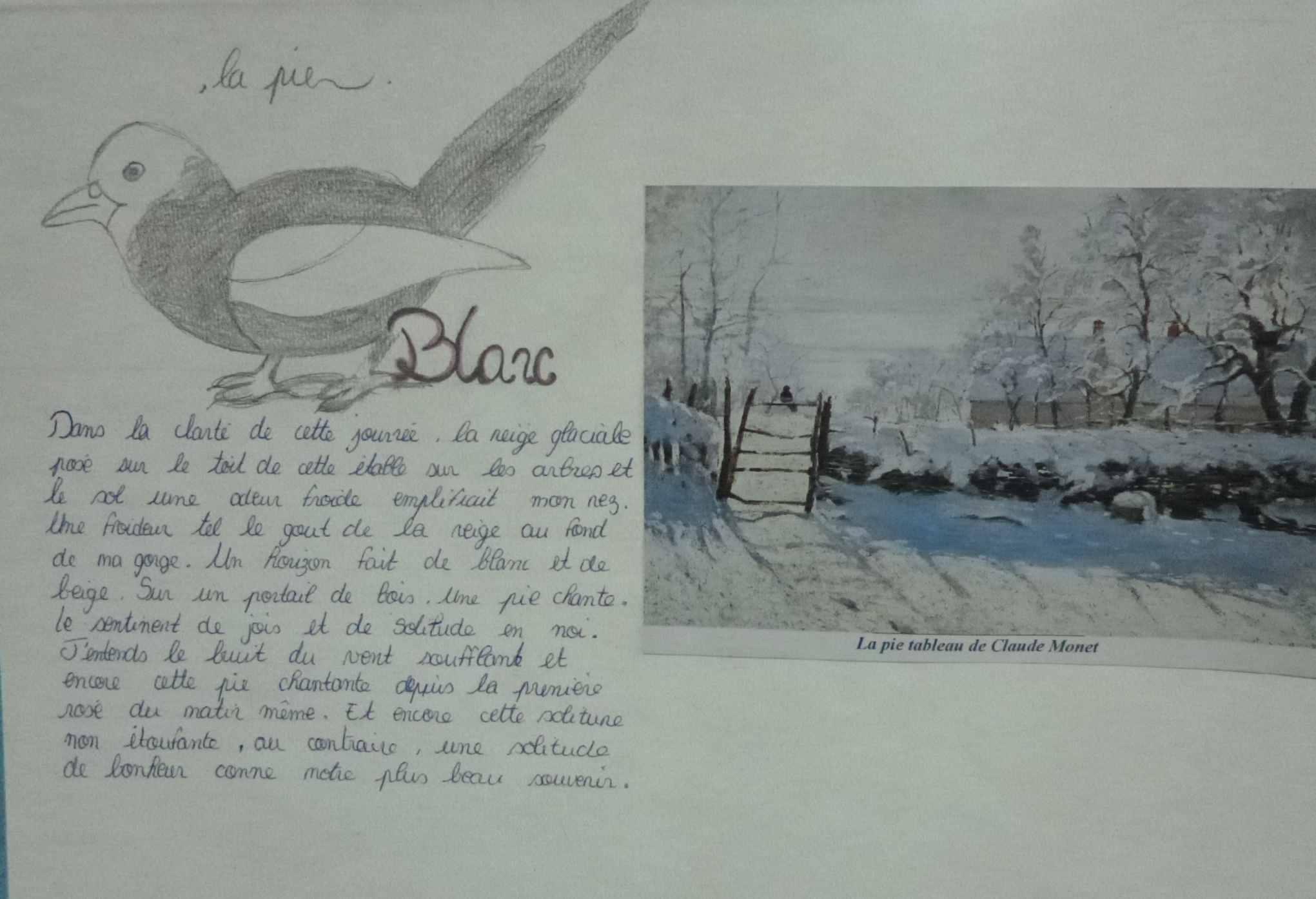 Exposition Autour Dun Recueil De Posie Collge Amand