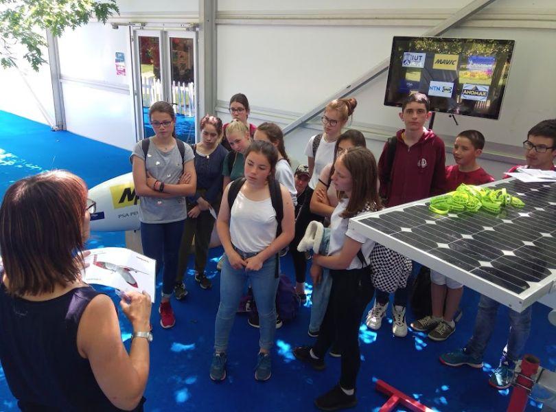Le festival International Clean Tech Week