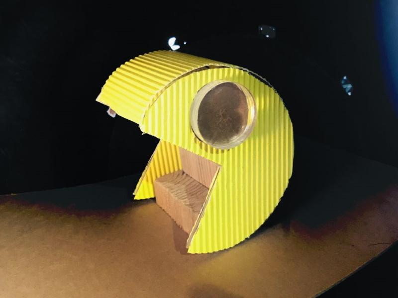 Les 5ème créent en 3D au collège Notre-Dame