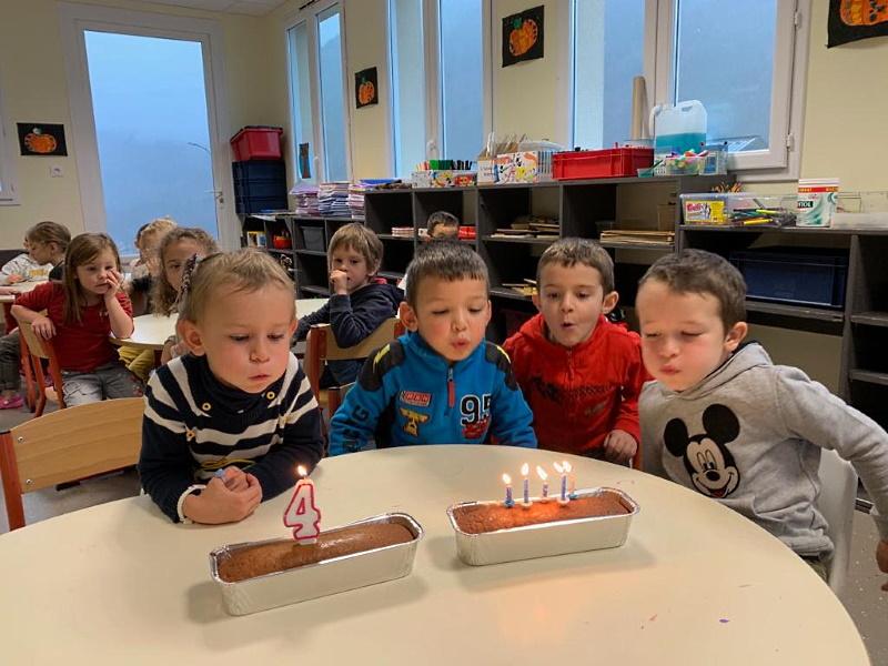 Oct-nov 2019 en maternelle
