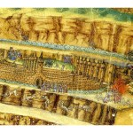 Botticelli A Map Of Dante S Hell Detail The Noble Castle Of Limbo The Core Curriculum