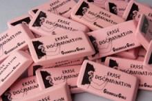 Guerrilla Girls Erase Discrimination