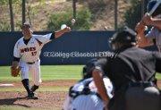 Matt Maurer pitched six scoreless innings.