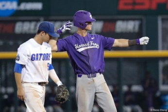 2017 College World Series: TCU vs Florida