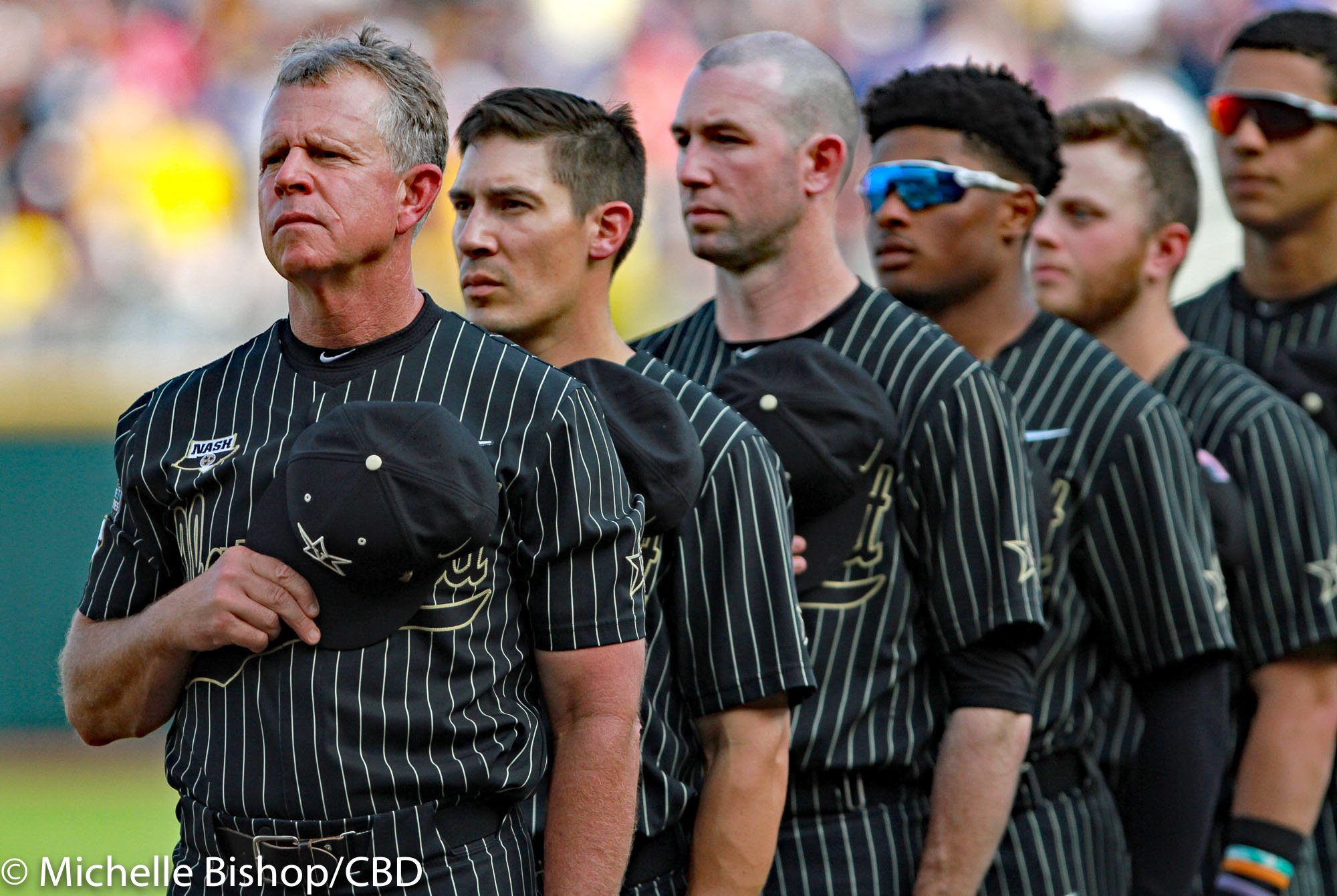 2019 CWS Championship Series: Vanderbilt defeats Michigan 8-2 to win National Title